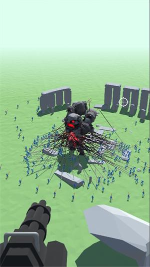 怪物击败单机版图1