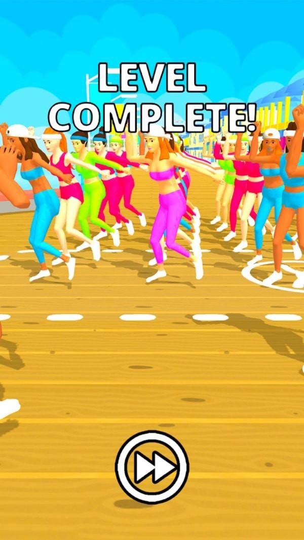 广场舞快跑单机版图2