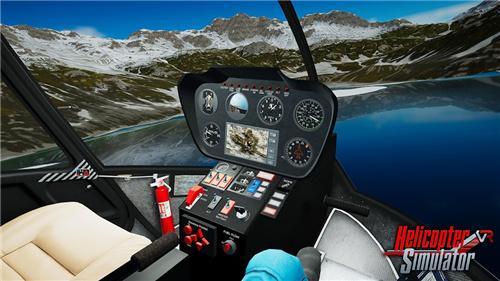 直升机模拟器2021单机版图3