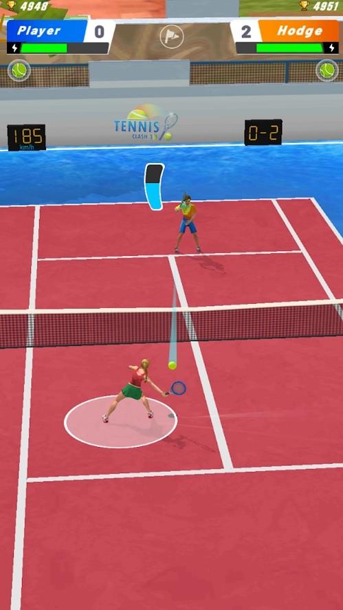 网球碰撞3D单机版图4