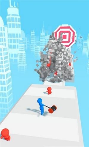 锤子转轮3D单机版图2