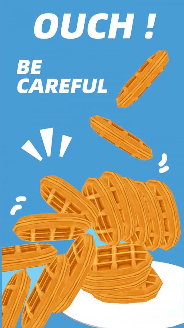 疯狂叠煎饼单机版图1