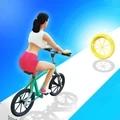 小姐姐骑单车单机版