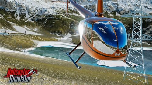 直升机模拟器2021单机版图2