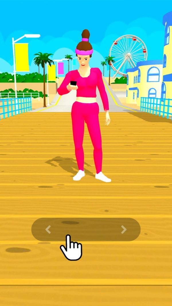 广场舞快跑单机版图3