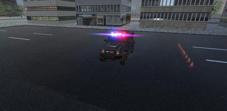 警察反恐汽车图1