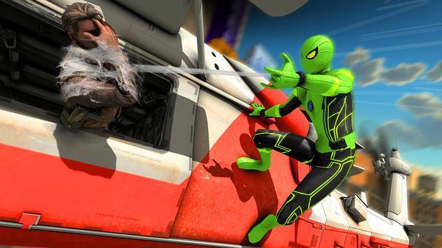 超级英雄空中飞行图2