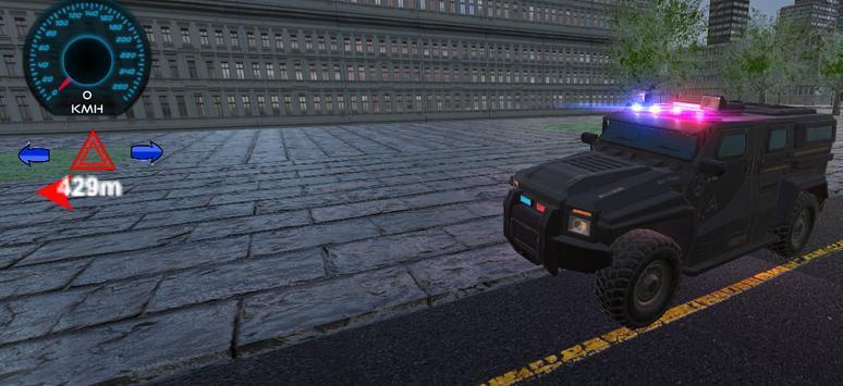 警察反恐汽车图3