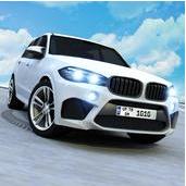 驾驶和漂移BMWX2:真实赛车模拟
