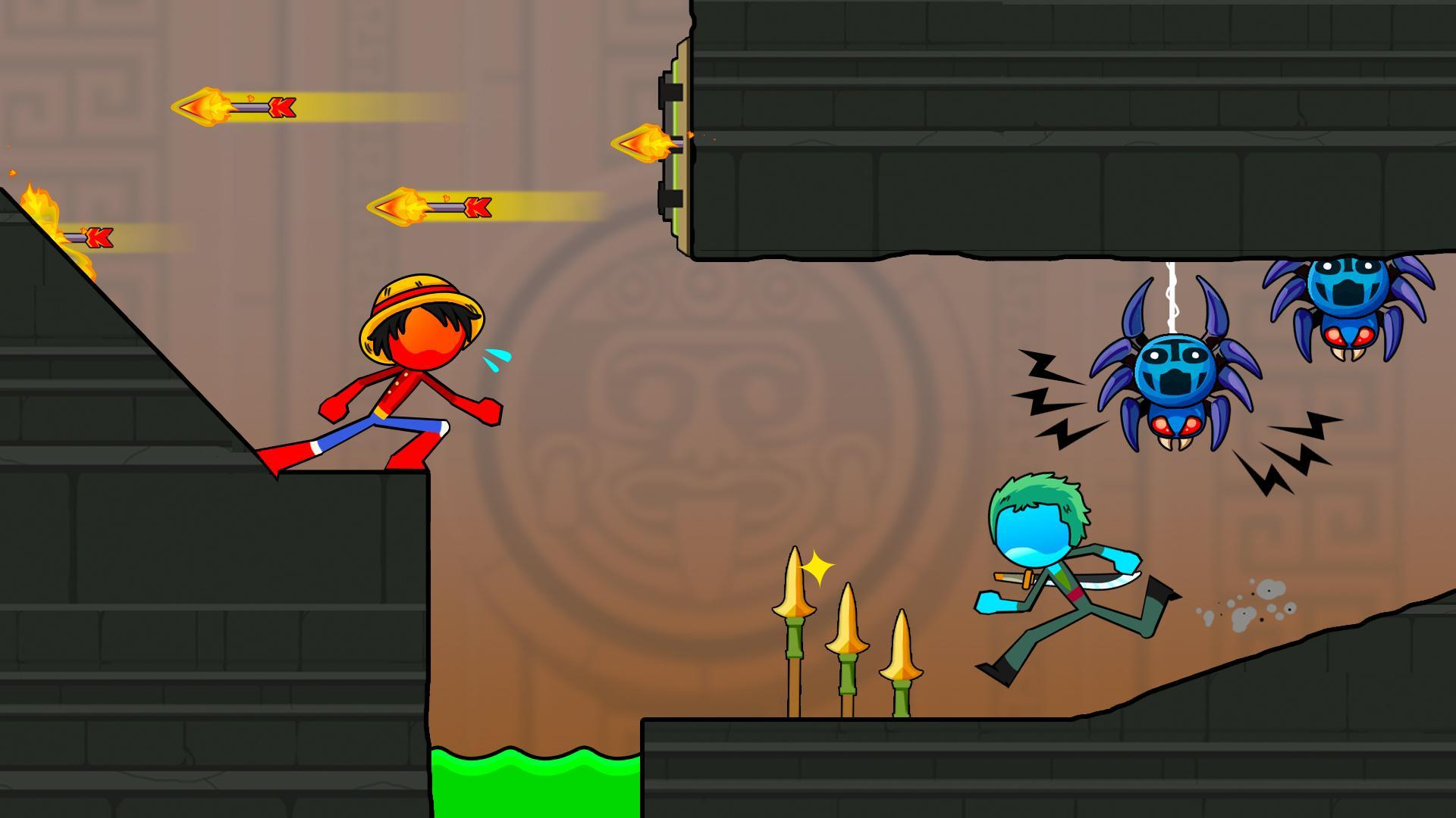 火与水火柴人2:神殿图4