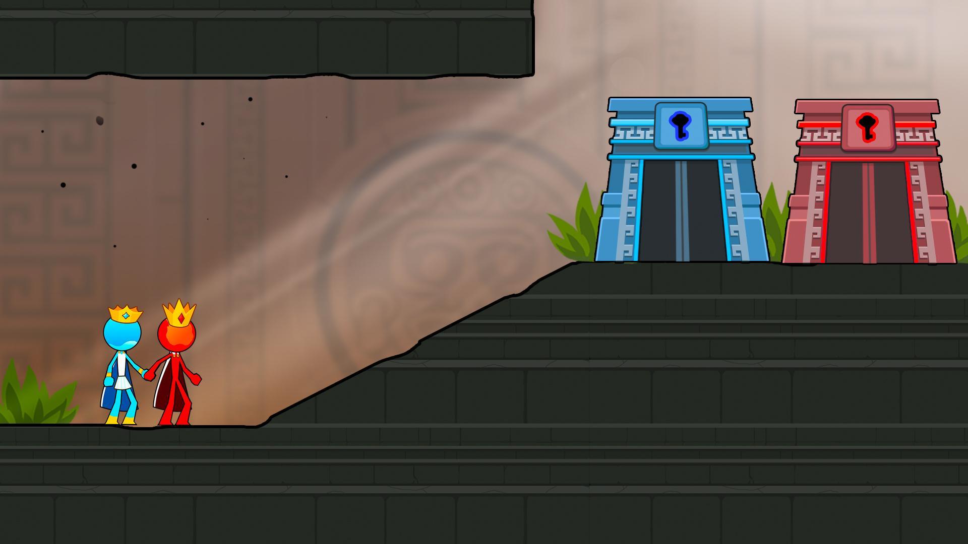 火与水火柴人2:神殿图7