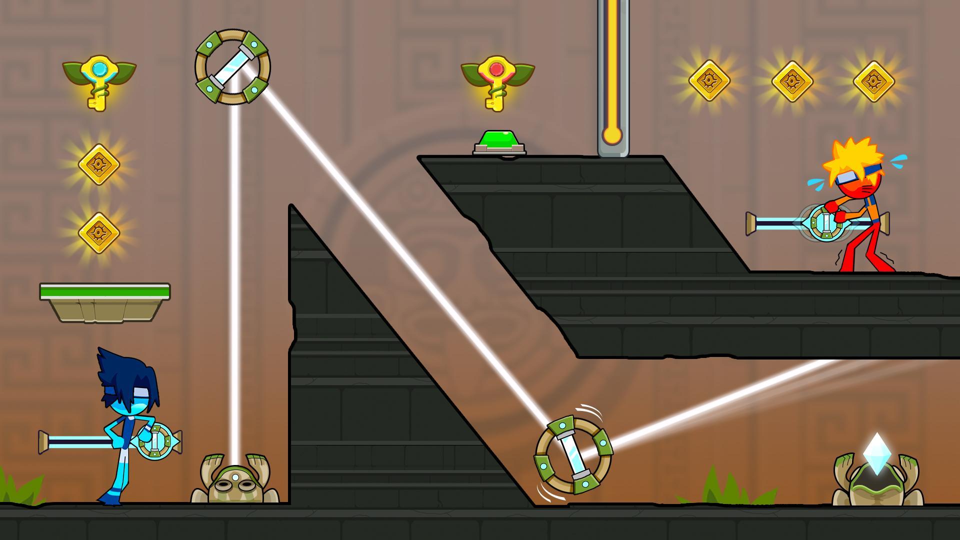火与水火柴人2:神殿图5