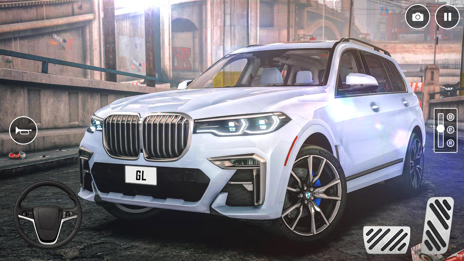 驾驶和漂移BMWX2:真实赛车模拟图4