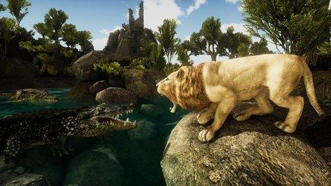 狮王模拟器图1