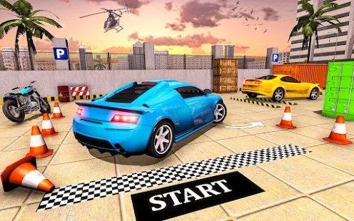 停车场普拉模拟器图1