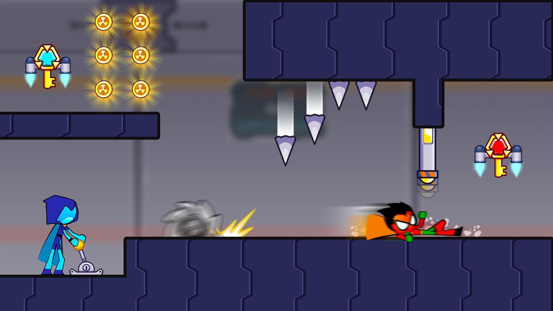 火与水火柴人2:神殿图2