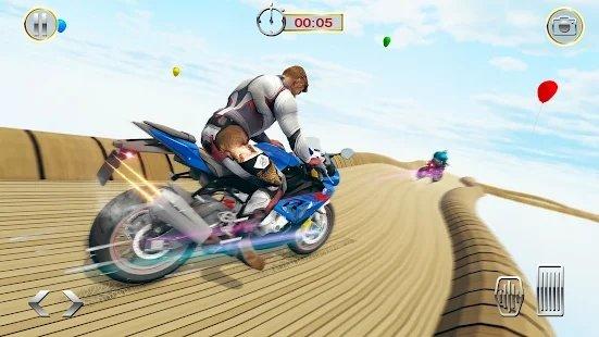 大坡道摩托车2021图1