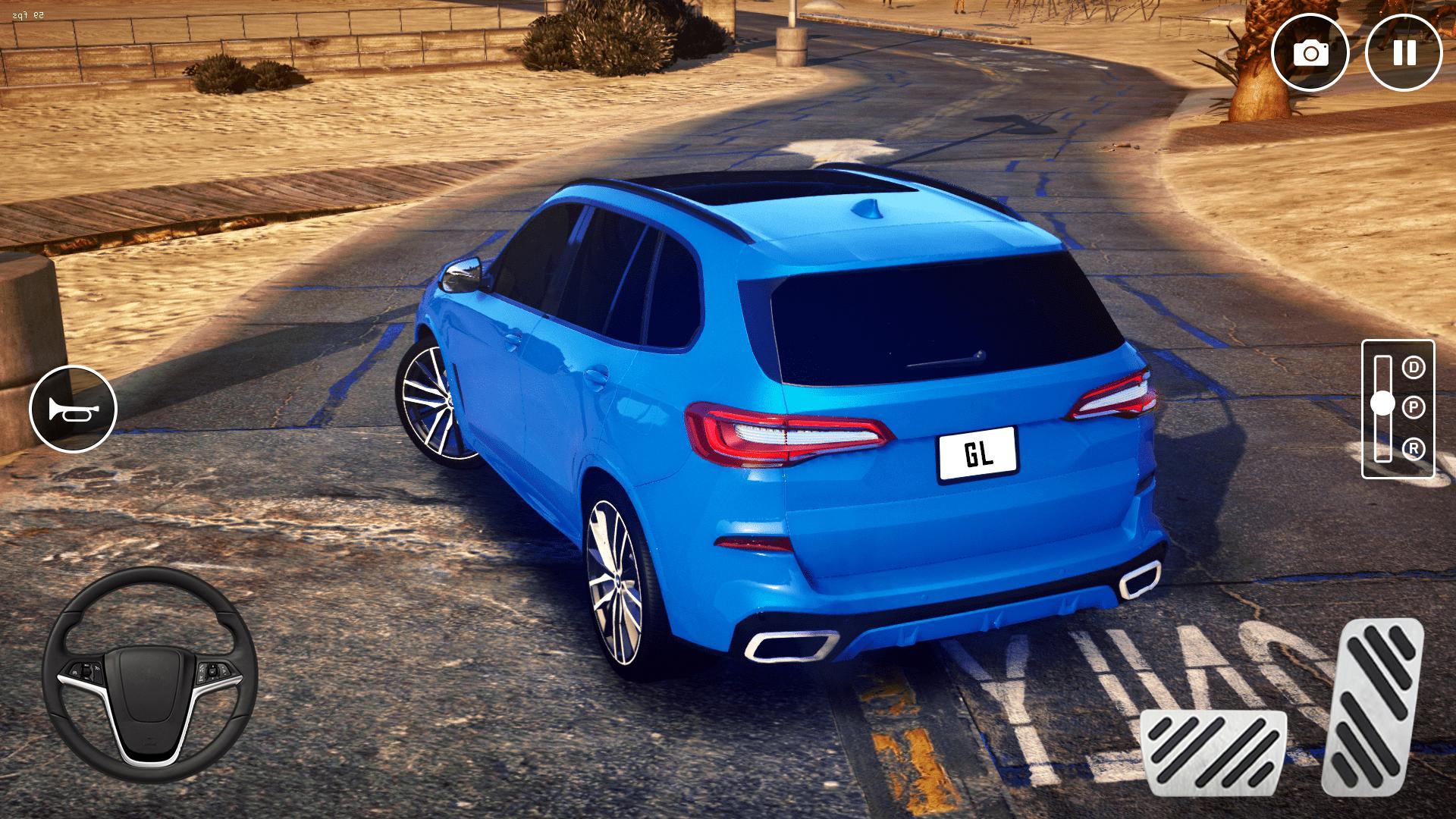 驾驶和漂移BMWX2:真实赛车模拟图3