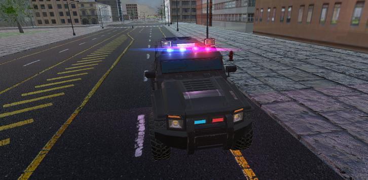警察反恐汽车图2