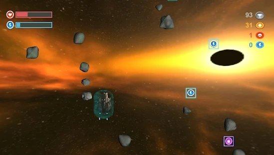 太空漫游者3D研究图3