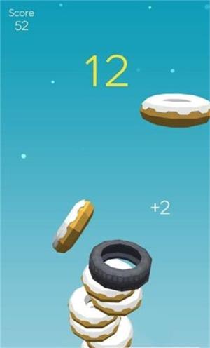 甜甜圈叠叠乐图1