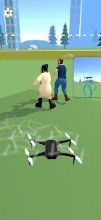 城市无人机拍摄图3