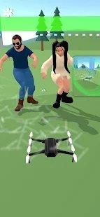 城市无人机拍摄图2