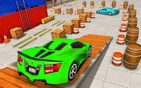 停车场普拉模拟器图3