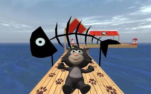 小猫的海上冒险图1