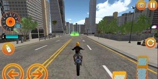摩托车城市竞速图3