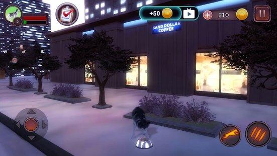 哈士奇狗狗模拟器图1
