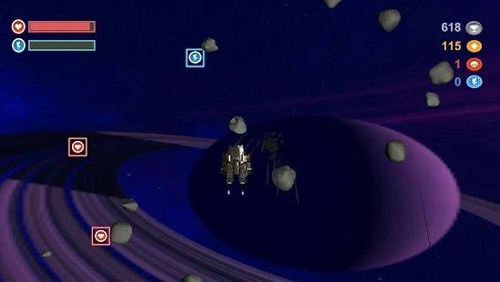 太空漫游者3D研究图2