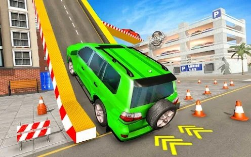 停车场普拉模拟器图2