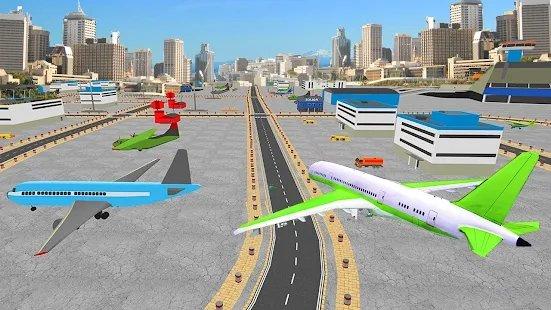 飞机停车竞技场图3