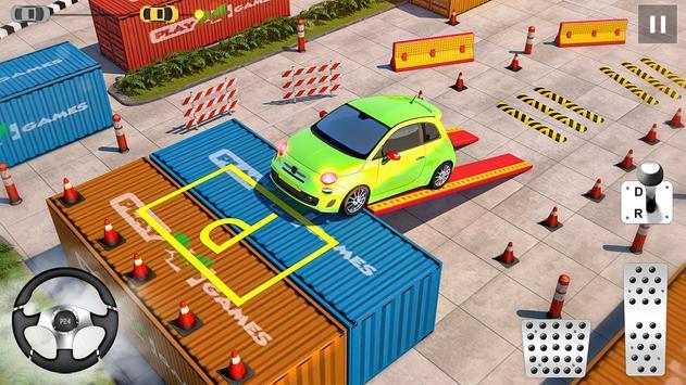 可爱小车停车图2