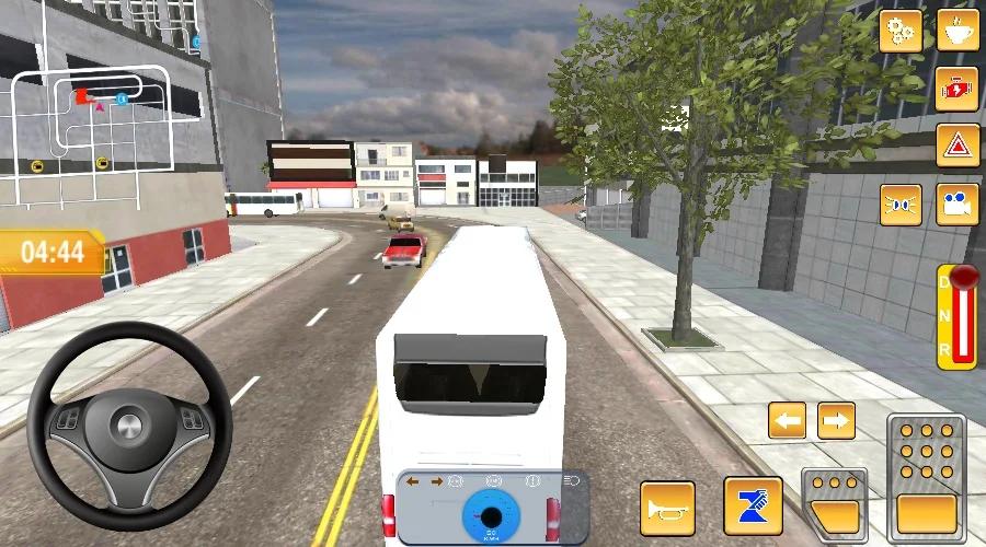 客车模拟器图4