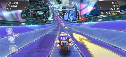 32秒极限交通赛车图2