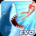 饥饿鲨进化最新破解版哥斯拉