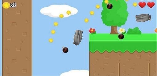 加农炮爆炸2D图3