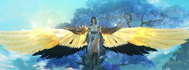有翅膀可以飞的仙侠手游