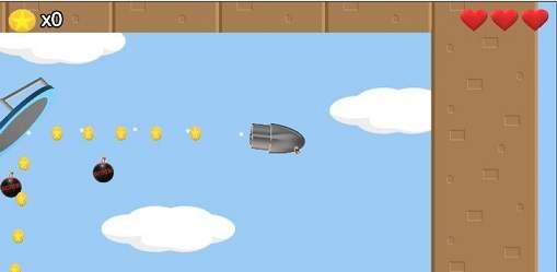 加农炮爆炸2D图1