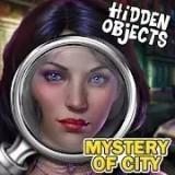 城市之谜隐藏的物体