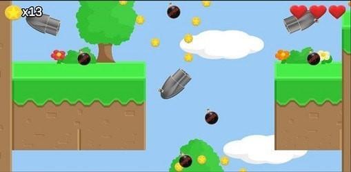 加农炮爆炸2D图2