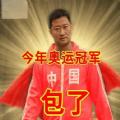 吴京限定奥运表情包