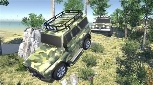 俄罗斯汽车越野4x4图1