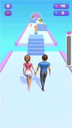 恋爱奔跑图1