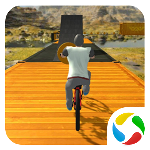 山地自行车对决