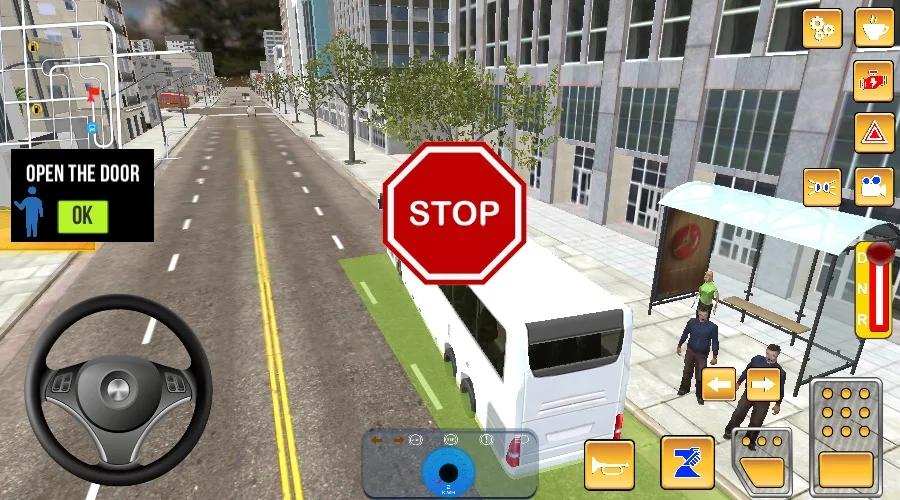 客车模拟器图1