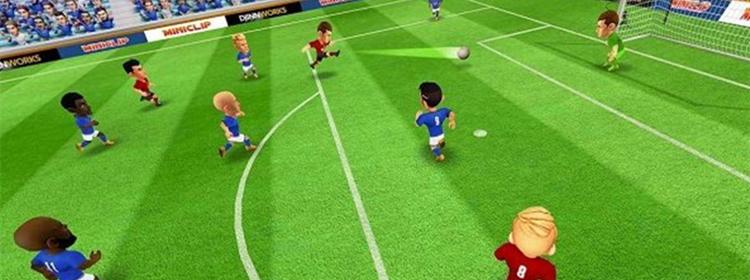 好玩足球游戏