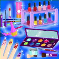 美容化妆和美甲沙龙